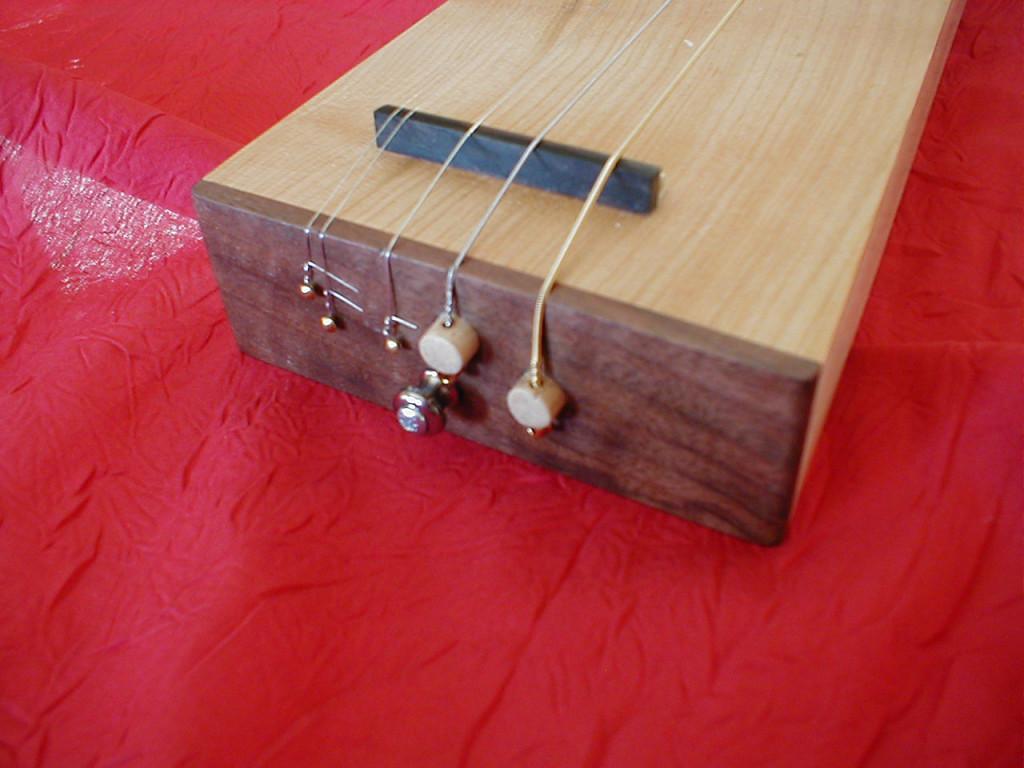 5- Le cordier, lieu de fixation des cordes